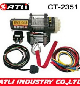 High quality hot-sale electric winch CT2351,12v electric winch