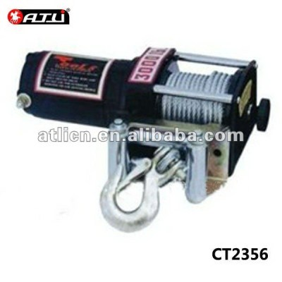 High quality hot-sale electric winch CT2356,12v electric winch
