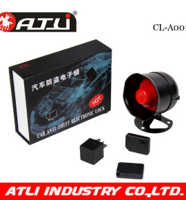 High quality stylish Automobile Electronic Anti-theft Lock