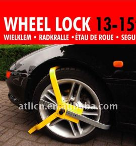 Practical factory price anti-theft car wheel lock TL2001