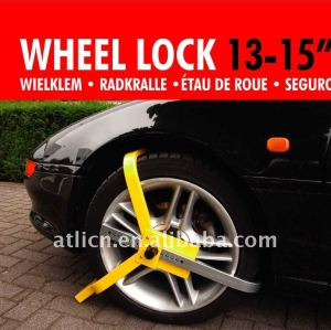 Practical factory price anti-theft car wheel lock TL2001