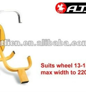 Practical factory price steel tyre lock for car and motorcycle TL-2004