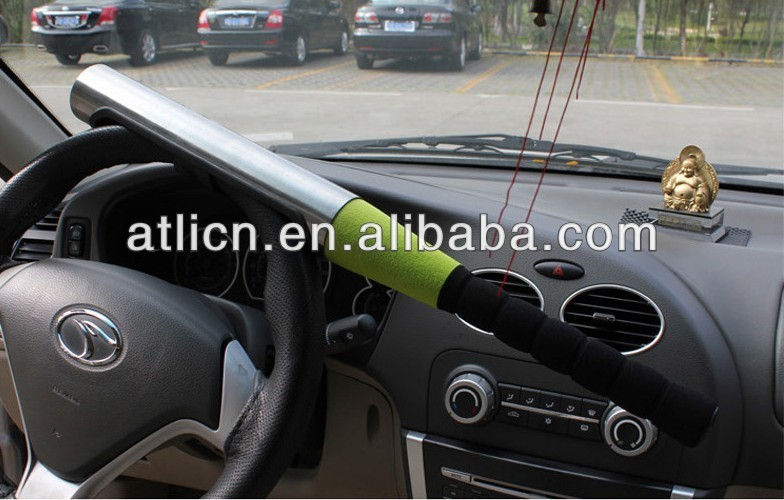 Car Safety lock baseball bat steering wheel lock