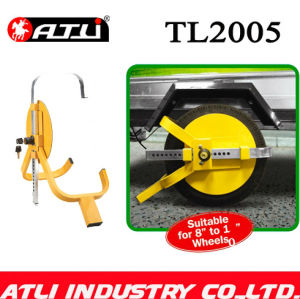 Anti-theft easy carry car wheel lock clamp TL2005