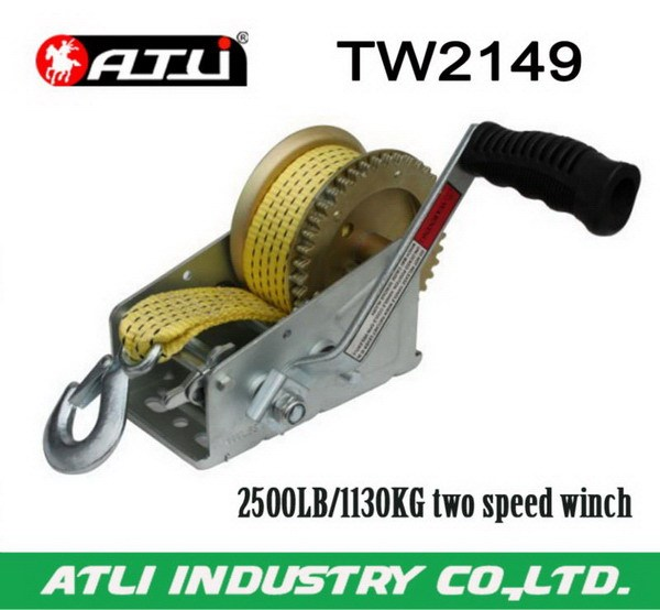 Top seller super power crane hoist lifting winch