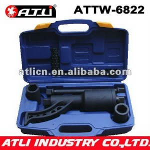 Practical high power mini air impact wrench