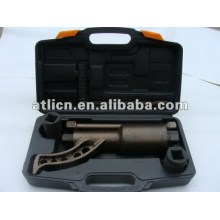 Adjustable low price pipe wrenches function