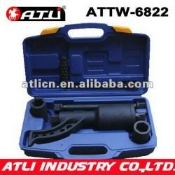 Multifunctional useful wheel nut wrench