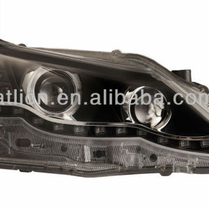 Replacement Led head lamp for TOYOTA Reiz 2011