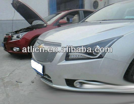 Modified CAR AUTO LED headlight angle eyes for Chevrolet Cruze 2011-2013