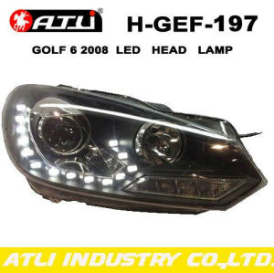 Replacement HID Xenon head lamp for VOLKWAGEN GOLF6 2008