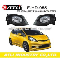High quality fog lamp\light for auto car JAZZ/FIT '08-'09(RS TYPE) A SET