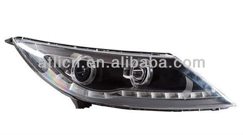 Replacement LED head lamp for KIA Sportage 2011