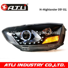 Replacement HID Xenon head lamp for TOYOTA Highlander 2009