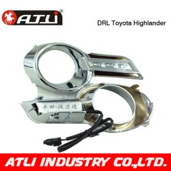High quality stylish car led day running lamp for Toyota Highlander