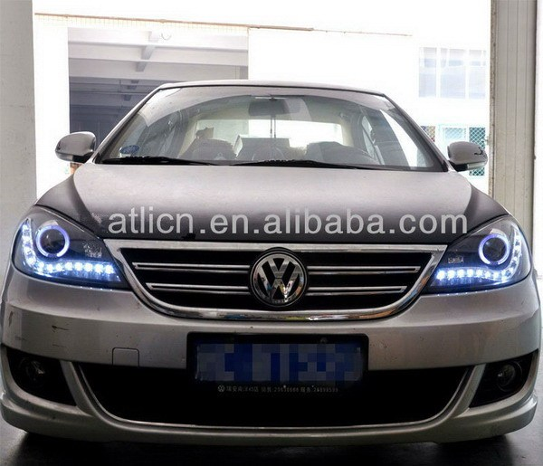 Good quality stylish headlight for vw for lavida
