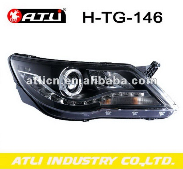 Top grade hotsell led headlight for volkswagen tiguan