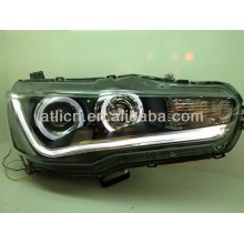Replacement LED head lamp for Mitsubishi lancer 2010-2013