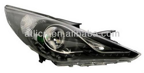 Replacement LED head lamp for hyundai sonata 2011