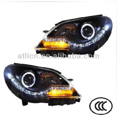 Replacement HID Xenon Head lamp for volkswagen  new Bora 2013