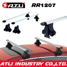 High quality low price RR1207 Aluminum Car Normal Roof Rack