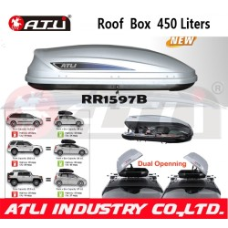 Hot selling Large Size RR1597B ABS Luggage Box, Roof Box