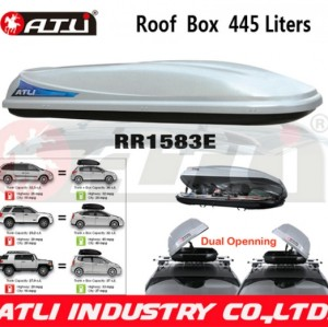 Hot selling Large Size RR1583E ABS Luggage Box, Roof Box