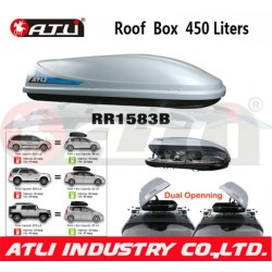 Hot selling Large Size RR1583B ABS Luggage Box,Roof Box,