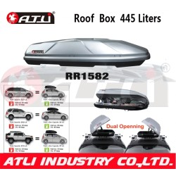 Hot selling Large Size RR1582 ABS Luggage Box,Roof Box, car roof box