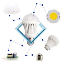 CE ROHS certificated high power le bulb light factory supply