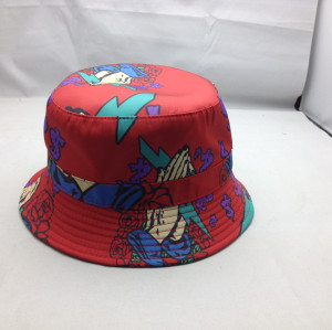 2015 custom sublimation bucket hat;blank bucket hat;print wholesale cotton bucket hats