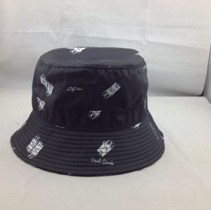 wholesale sublimation bucket hat;Custom Cotton Plain Printed Blank Bucket Hat ;Bucket Hat with String