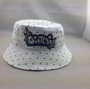 custom embroidery bucket hat,wholesale bucket hat,funny bucket hat