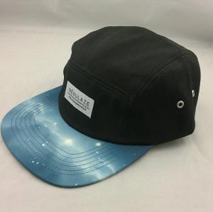 blank wholesale galaxy  5 panel hats