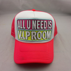 custom trucker hat manufacturer;Embroidered Truck Mesh Cap/ Custom Mesh Cap Designed/ High Quality Truck Mesh Cap