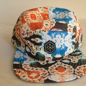 Custom Pattern 5 Panel Cap;wholesale 5 Panel Baseball Cap;Custom Logo 5 Panel Hat