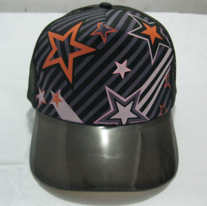 custom imprinted 5 panel mesh back cap;Air Mesh Adjustable Cap;Print Logo Mesh Trucker Cap