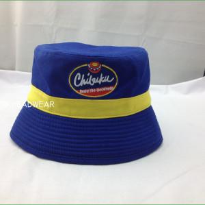 custom embroidery bucket hat;plain colorful bucket hat,cheap twill bucket hat