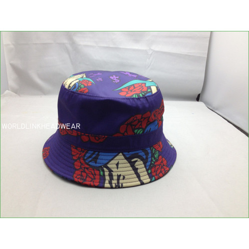 b9930ed1 NEW floral bucket hat cap,sublimation bucket hat;all over printing ...