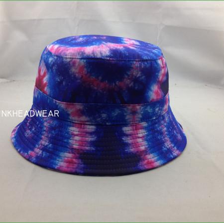 Tie Dye Bucket Hats For Cheap Custom Bucket Hat Tie Dyed