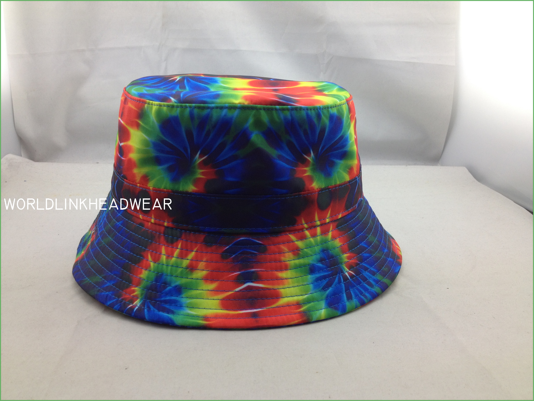 Tie Dye Bucket Hat Wholesale Custom Tie Dyed Bucket Hats