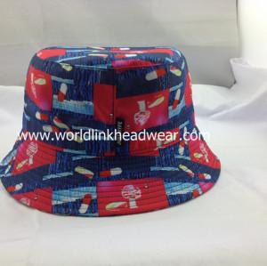 custom bucket hats/caps;Buy Blank or Design Online Custom Bucket Caps.custom all over printing fishing hat