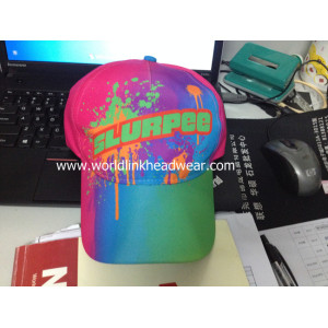 Custom Baseball Caps & Custom Baseball Hats;character contrast stitching color baseball cap hat