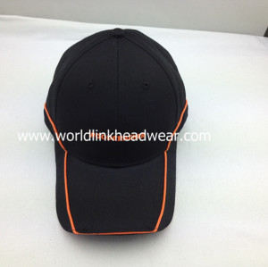 promotional wholesale custom-made hot sale sports caps / high quality  baseball blank hats made in China