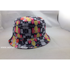 2015 custom sublimation bucket hat,wholesale galaxy printing bucket hat,cotton twill bucket hat with string