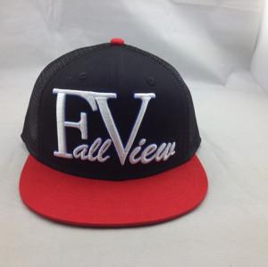 Wholesale Snapback Hat Mesh Caps Trucker Hat Custom Camo Mesh Snapback Hat , Custom 3D embroidery flat brim Hat , Trucker Cap Custom Logo