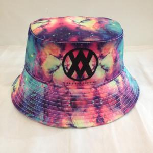 custom digital printed bucket hat,wholesale galaxy bucket hat UK;hats manufacturing