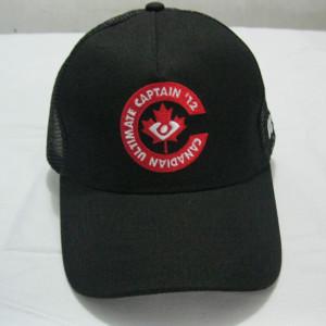 custom cotton / ployester promotional trucker mesh cap / fashion foam truck mesh hat/cap