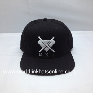 cheap snapback custom hats no minimum/wholesale snapback cap