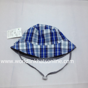 Baby Bucket Hat With String/wholesale custom cool blank floral bucket hats with strings